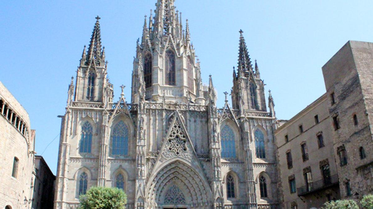 Catedral de Barcelona.
