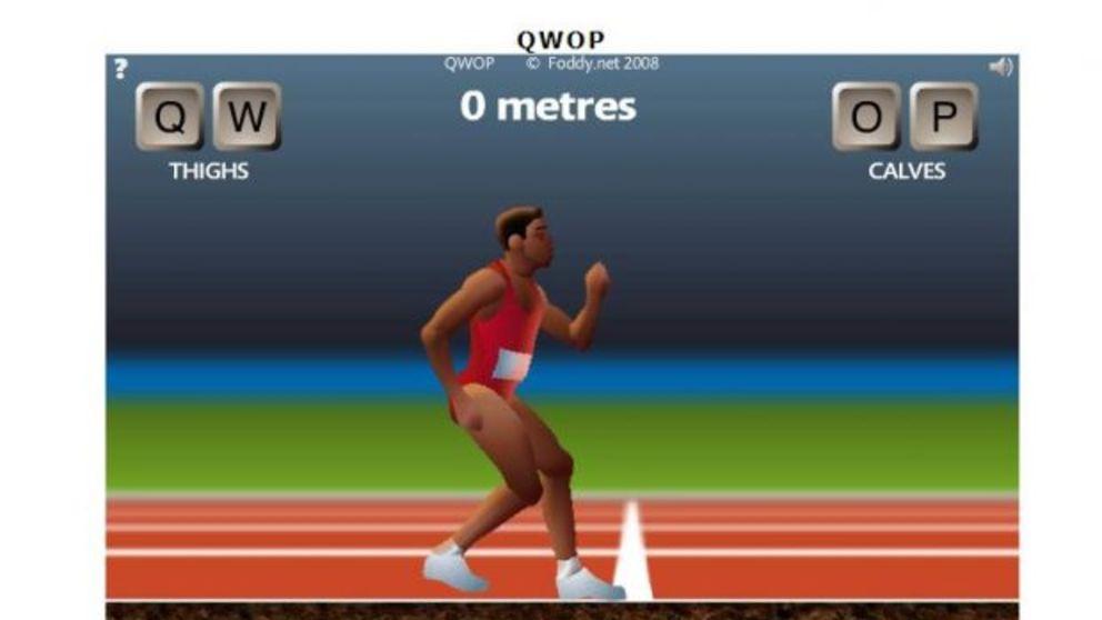 Guía fácil para jugar al QWOP