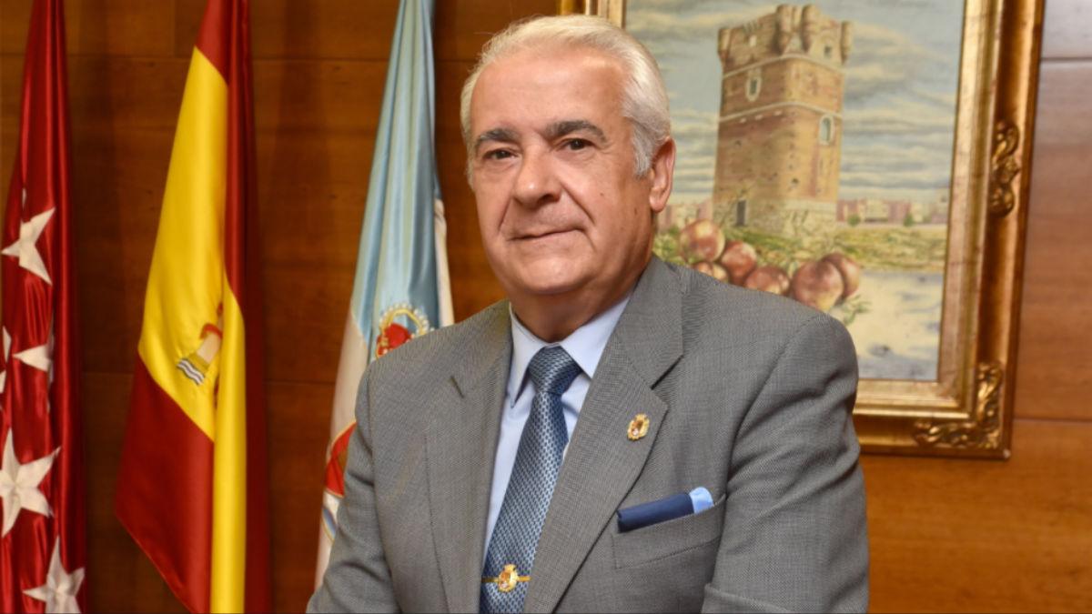 Carlos Ruipérez, alcalde de C´s en Arroyomolinos (Madrid).