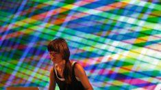 La artista japonesa Kyoka actuará en el ciclo 'La Terraza Magnética' de La Casa Encendida de Madrid.
