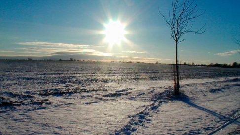 El solsticio de invierno supone la llegada del frío