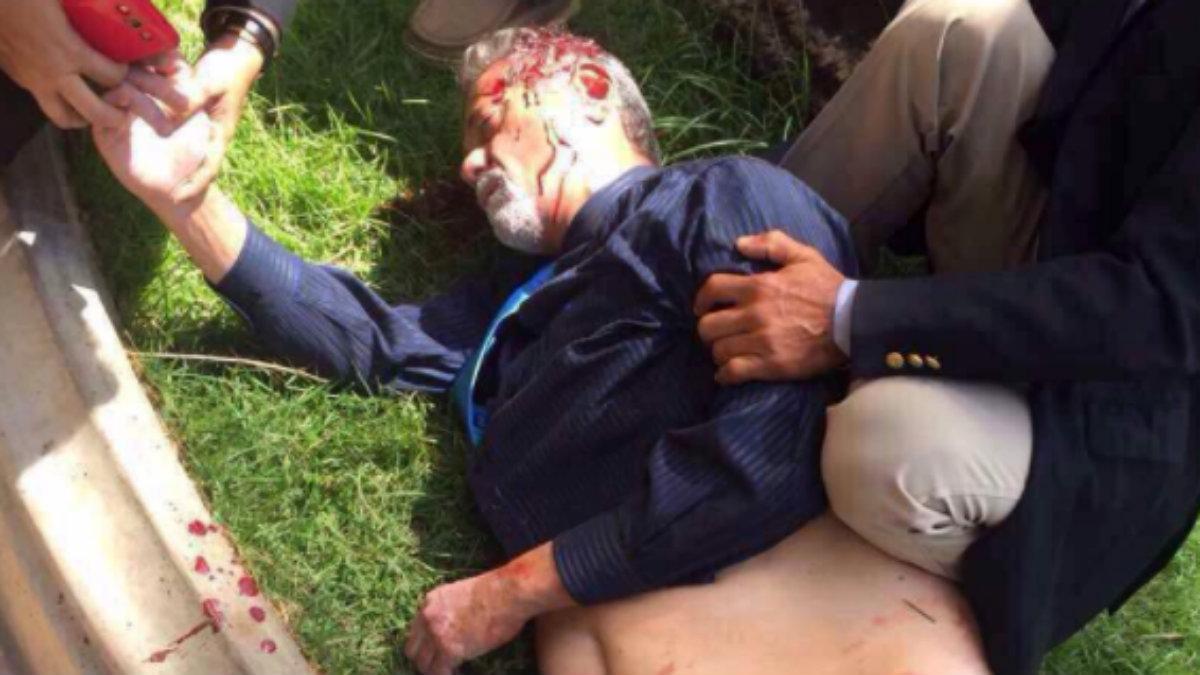 Colectivos mantienen secuestrada la Asamblea Nacional #5Jul