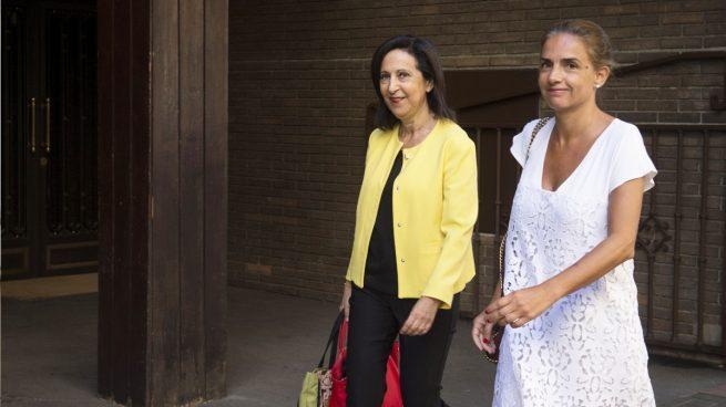 """Margarita Robles ve Cataluña """"bajo parámetros propios de una dictadura"""""""