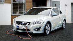 Vehículo eléctrico de Volvo.