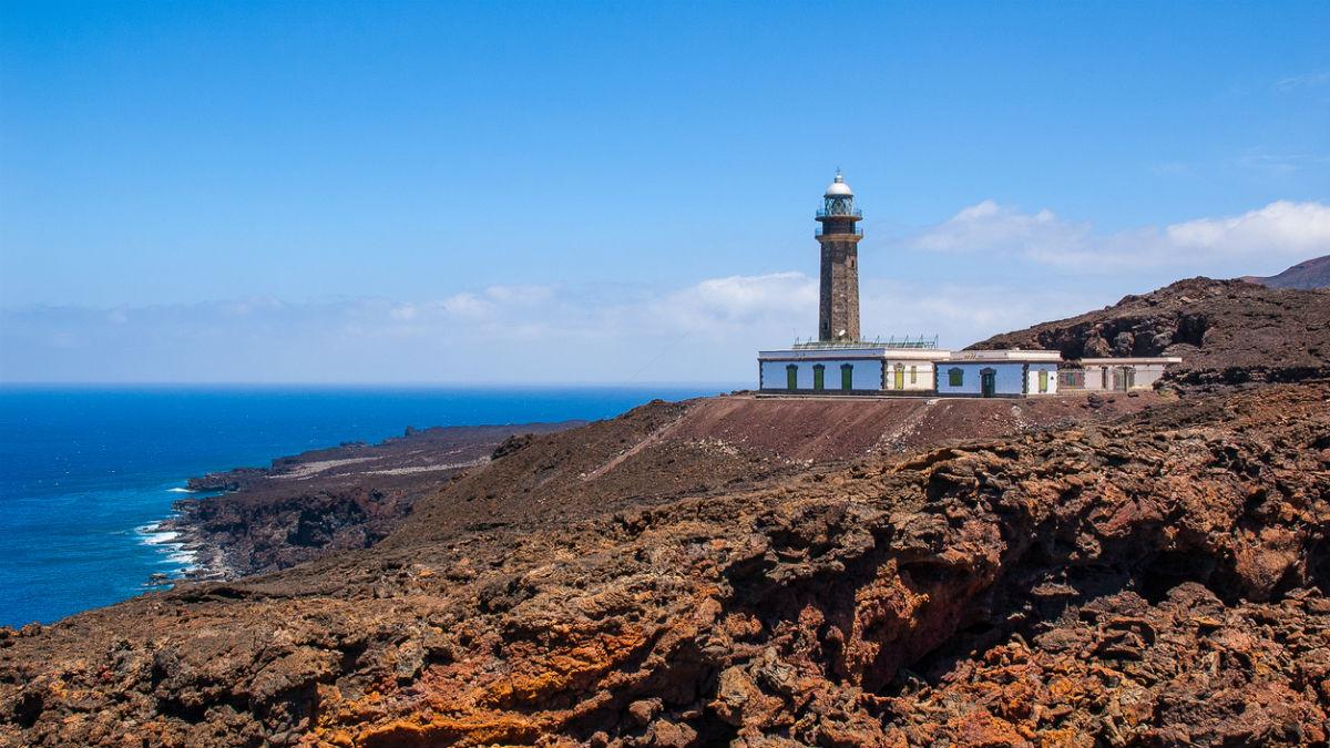 El faro de Orchilla en la isla de La Palma, Canarias. (Foto:iStock)