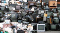 La obsolescencia programada crea vertederos de objetos que aún funcionan