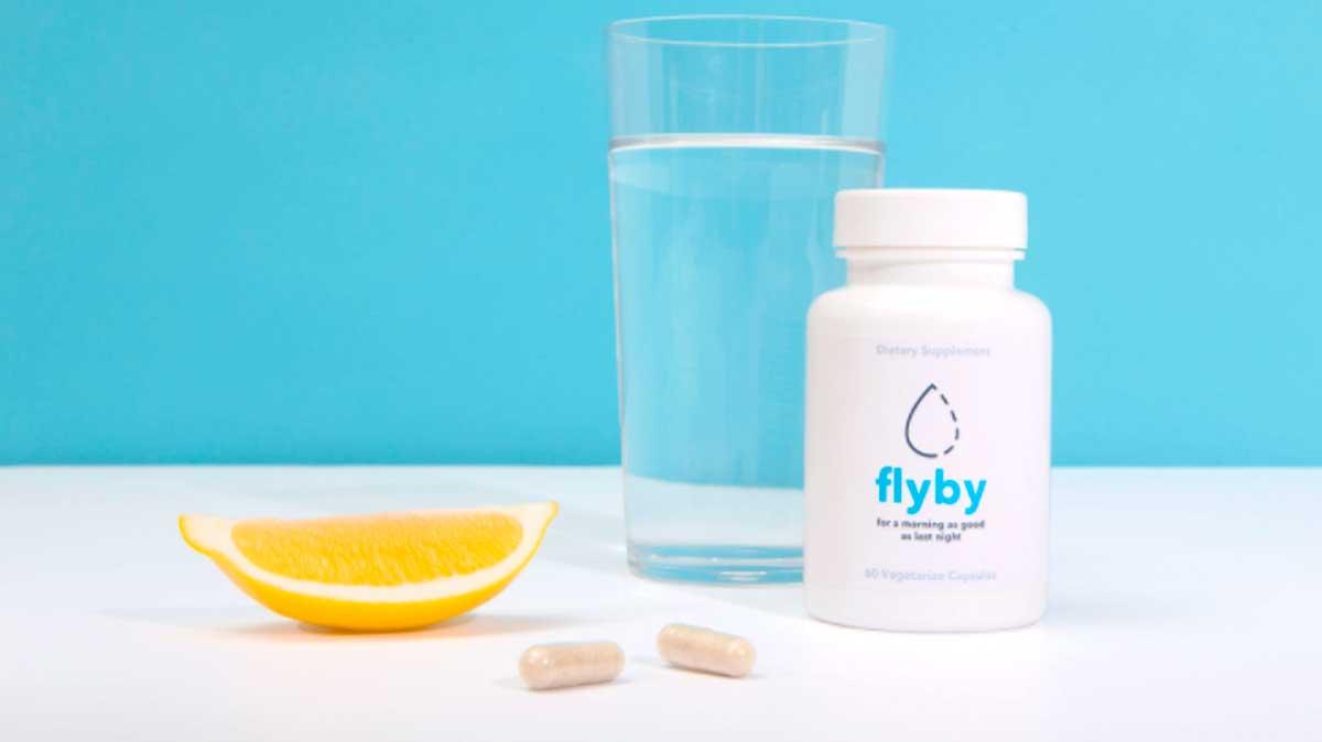 Flyby promete eliminar la resaca de nuestras vidas