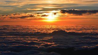 Hay cuatro tipos de nubes principales