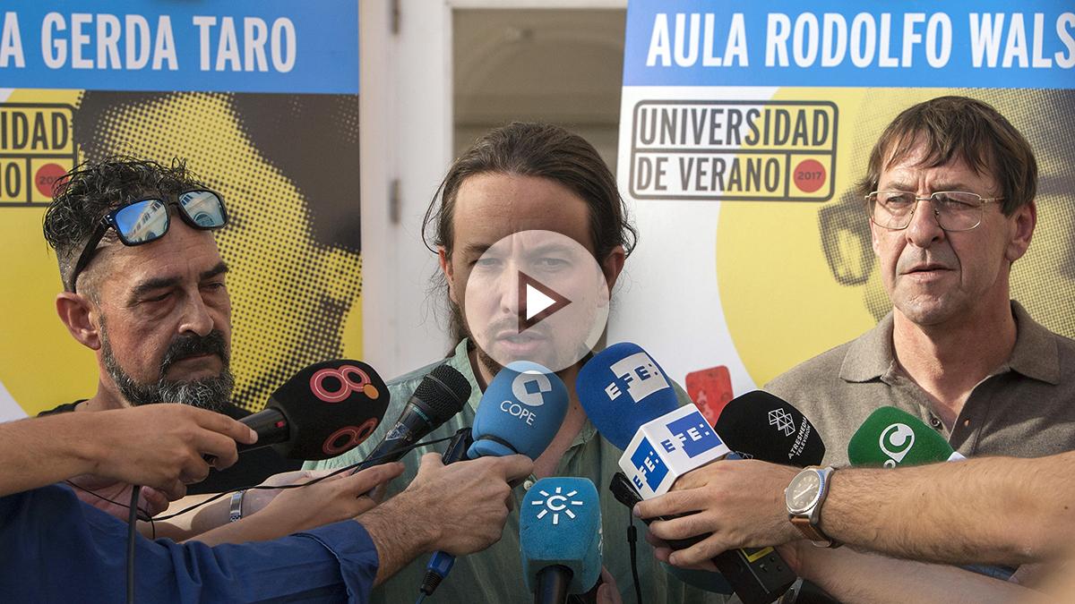 Pablo Iglesias (EFE)