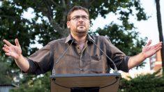 Albano Dante Fachin, ex líder de Podemos Cataluña. (Foto: Podemos Cataluña)