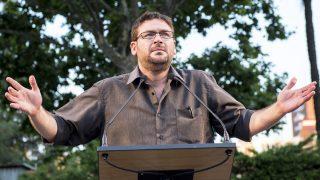 Albano Dante Fachin. (Foto: Podemos Cataluña)