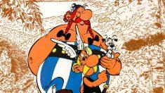 Astérix y Obélix forman una de las parejas más conocidas del cómic