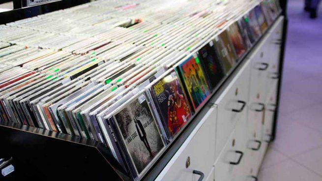 Discos más vendidos