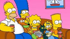 No hay capítulo de Los Simpson sin el sofá