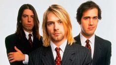 El grupo de Nirvana estaba liderado por Kurt Cobain