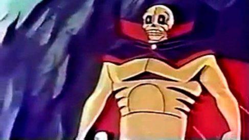 Ōgon Bat es conocido como Fantasmagórico
