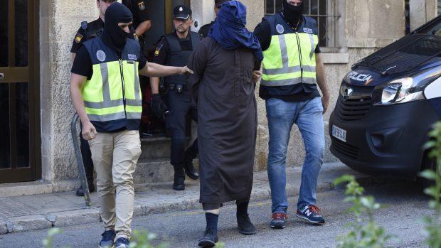 Terrorista yihadista detenido en Palma de Mallorca (Foto: Efe).