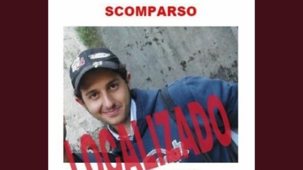 Joven encontrado en Torrejón (Tw)