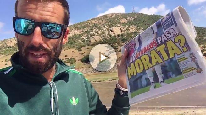 """OKjeda: """"Morata está condenado a sentar a Benzema y darnos la Champions que nos quitó"""""""