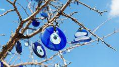 Trucos para protegerse de mal de ojo