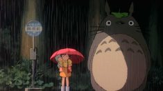 Totoro se ha convertido en un símbolo del Studio Ghibli