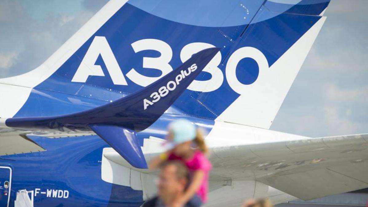 Campaña publicitaria de Airbus (Foto. Airbus)