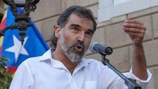 Jordi Cuixart, presidente del independentista Òmnium Cultural.