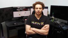 Marcus Hutchins, uno de los informáticos que luchó contra el ataque WannaCry.