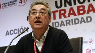 Toni Ferrer, secretario de Empleo del PSOE y ex sindicalista de UGT.