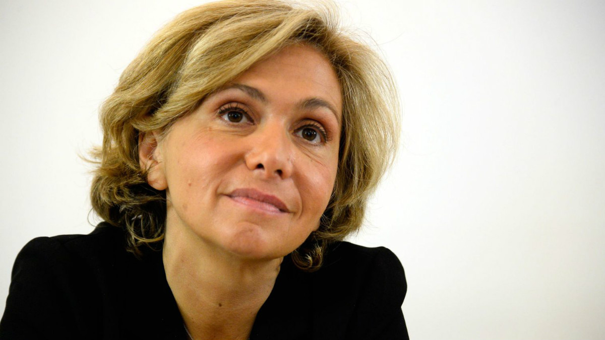 Valérie Pécresse, ex ministra conservadora francesa y fundadora del movimiento político Libres!