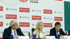 Cristina Cifuentes en el curso de verano de la Complutense (P.González/ CAM)