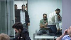 Célula yihadista detenida en Melilla en 2014. (Foto: EFE)