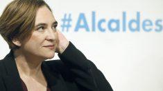 Ada Colau, alcaldesa de Barcelona. (Foto: Flickr)