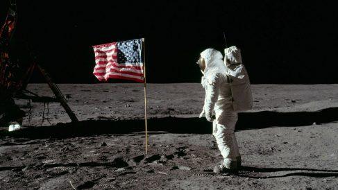 Tal día como hoy el hombre pisó la Luna.