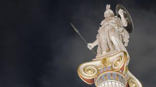 Los dioses griegos tenían muy mal carácter en general.