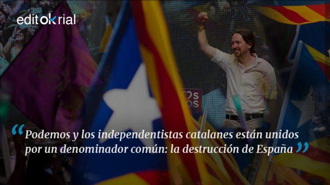 Lo que más les une: la destrucción de España