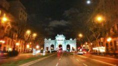 La calle de Alcalá, en Madrid, una de las ciudades donde peor se conduce de España. (Foto: ADP)