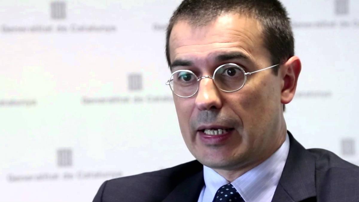 Amadeu Altafaj, representante de Cataluña ante la UE.