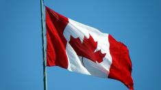 Bandera de Canadá. (Foto. Getty)
