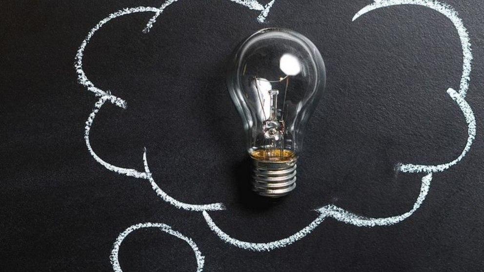 Las personas creativas innovan.