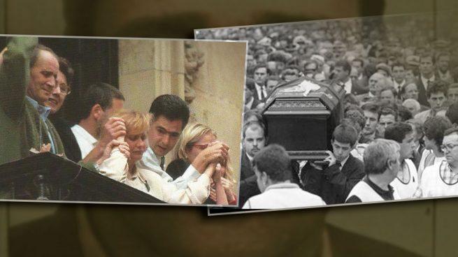 Miles de personas velan el cuerpo sin vida de Miguel Ángel Blanco
