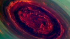 La NASA detectó uno de estos huracanes cósmicos.