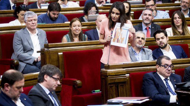 La oposición forzará que la propia Generalitat declare inconstitucional su Ley del Referéndum