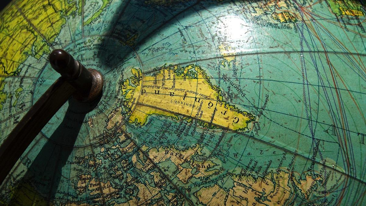 Groenlandia es la mayor isla del mundo.