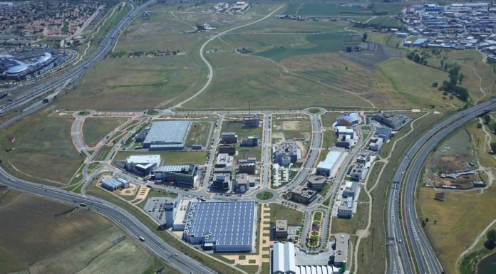 El parque tecnológico de Leganés