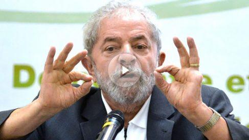 El ex presidente brasileño Lula da Silva (Foto: AFP).