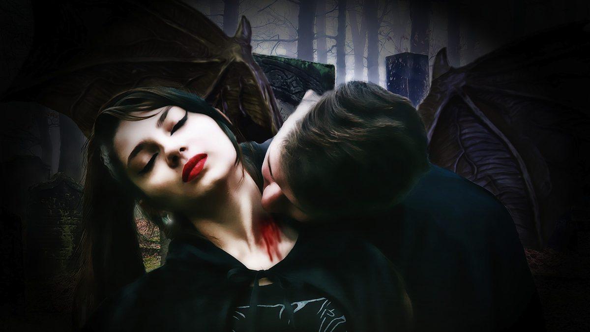 No todos desean matar a los vampiros…