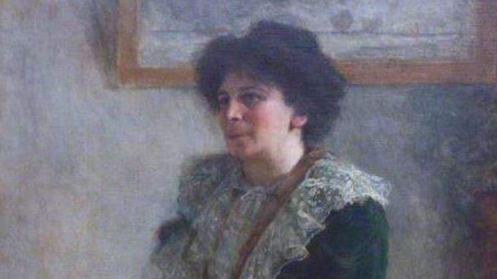 En el año 1899 fue elegida como la primera mujer que integró la Institución de Ingenieros Eléctricos.