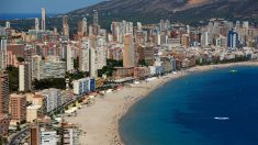 Playa de Benidorm. (Foto: Getty)