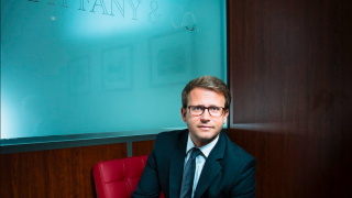 Marc Jacheet, vicepresidente de Tiffany